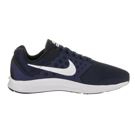 ebb8c249cb7c9 Nike - Nike DOWNSHIFTER 7 4E Mens Navy Blue Athletic Running Shoes ...