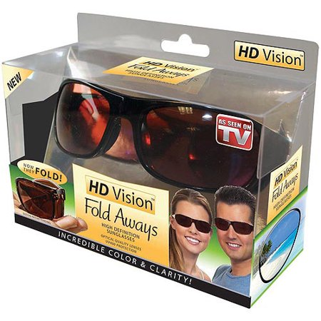 HD Vision Fold Aways (Sunglasses Folding)