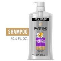 Pantene Shampoo, Sheer Volume for Thin Hair, 30.4 fl oz