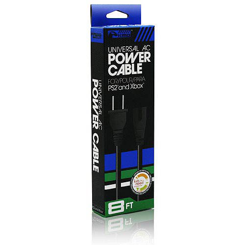Kmd Ac Power Cord (ps2 And Xbox)