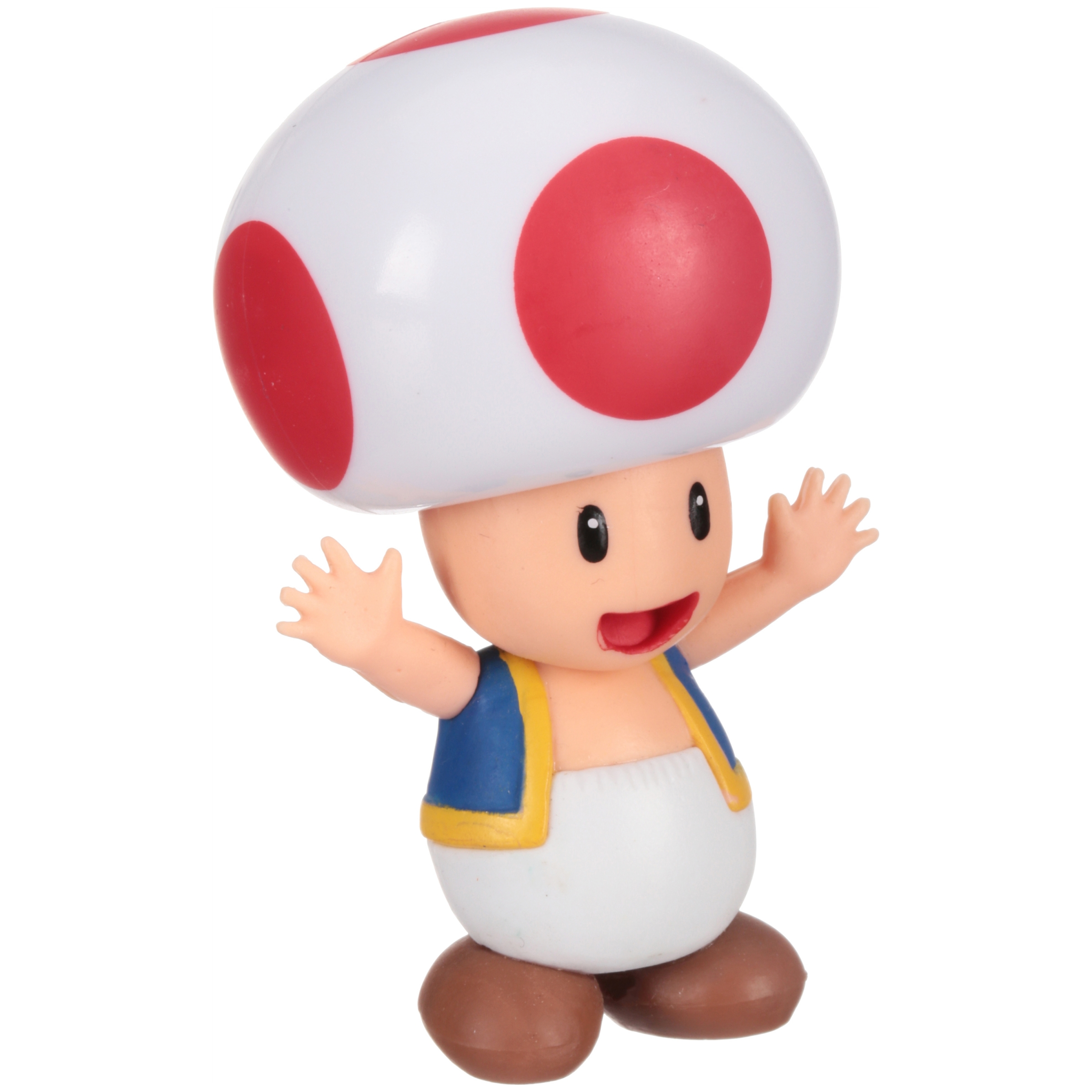 Nintendo® Red Toad Collectible Figure