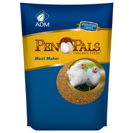 Image of ADM ANIMAL NUTRITION 70012AAABD 5LB Meat Maker Crumble