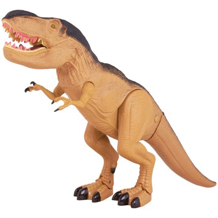 Adventure Force Mighty Megasaur Battery Operated Walking T-Rex Toy - T Rex Model