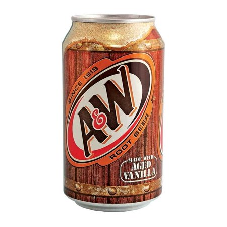 A&W Root Beer Soda Can Security Container -