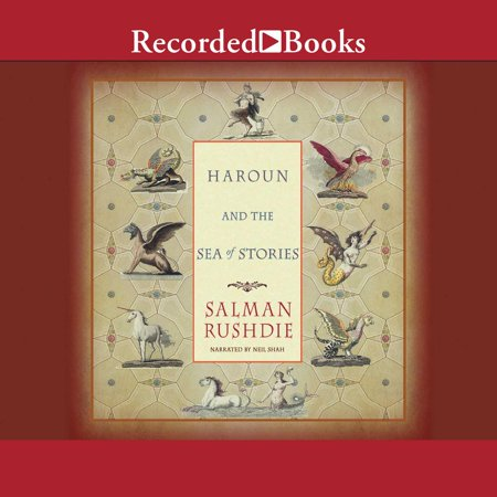 Haroun and the Sea of Stories - Audiobook