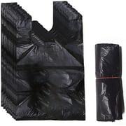 Personal Disposal Bags, 200 PCS Women Sanitary Disposal Bags Black Waste Bags for Sanitary Napkin