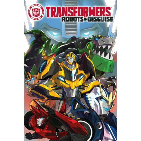 Transformers Robots in Disguise - Animated Bell