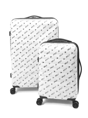 iFLY Hardside Luggage Fibertech City 2 Piece Set