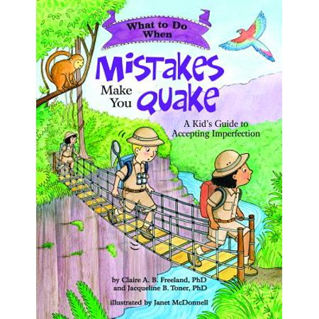 How Do You Make Reindeer Food (What to Do When Mistakes Make You Quake : A Kid's Guide to Accepting)