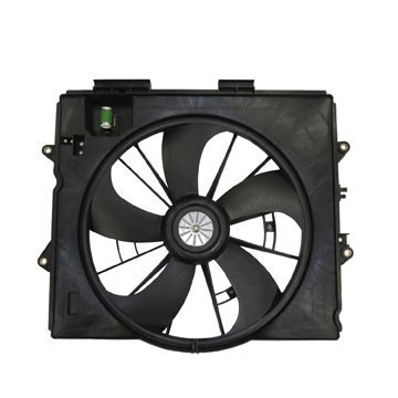 Tfc Replacement (TYC 622930 for Cadillac Replacement Cooling Fan Assembly)
