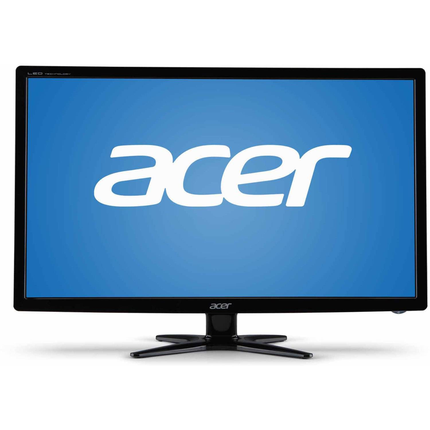 "Acer 27"" Full HD LED Monitor (G277HL Abid Black)"