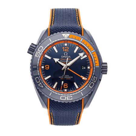 Pre-Owned Omega Seamaster Planet Ocean