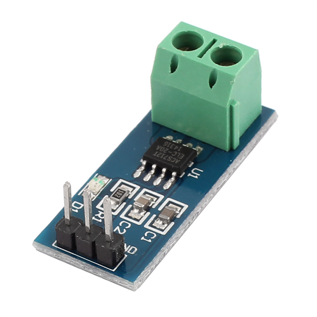 Brand New ACS712 20A Amperage Range Current Sensor Module Detector