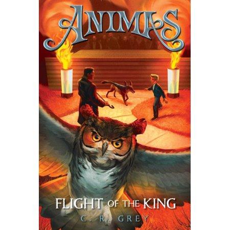Animas  Book Two Flight Of The King