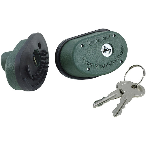 Remington Trigger Block Gun Lock, Single