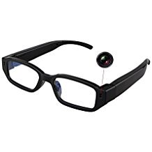 Glasses Camera HD 1280 720P Hidden Camera Eyeglasses Hidden Eyewear Cam DVR Video Recorder DV Camcorder