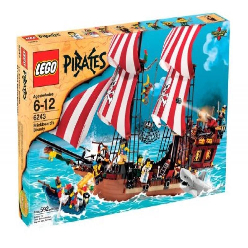Brick Beard Pirate Ship Girl Minifigure 6243 NEW Lego Female MERMAID MINIFIG
