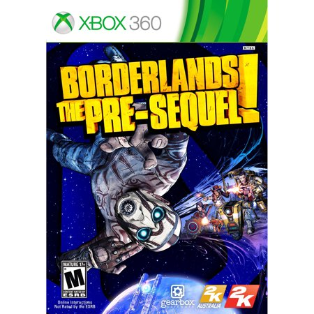 2K Borderlands: The Pre-Sequel (Xbox 360)