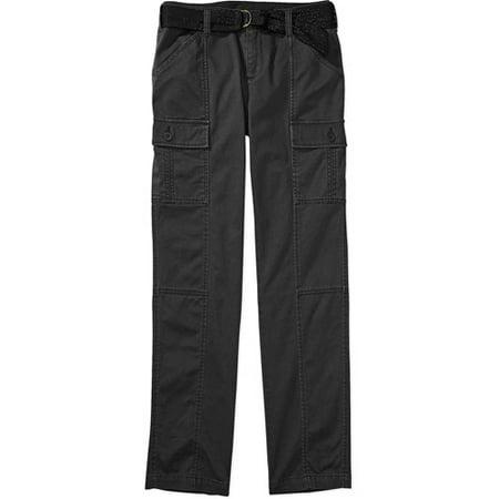 Fantastic Faded Glory  Women39s Plus Convertible RollCuff Cargo Pants  Walmart