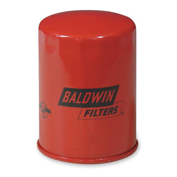 Full-Flow Lube Filter, Spin-On