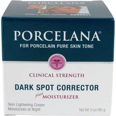 Porcelana Dark Spot Corrector with Moisturizer, 3