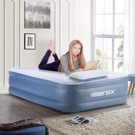 Clearance Twin Air Mattress With Built In Pump And Pillow
