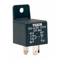VIAIR 93940 Air Compressor 40A - 12V Relay with Molded Mounting Tab