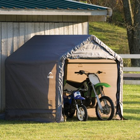 ShelterLogic 6 Ft. x 6 Ft. Metal Canopy
