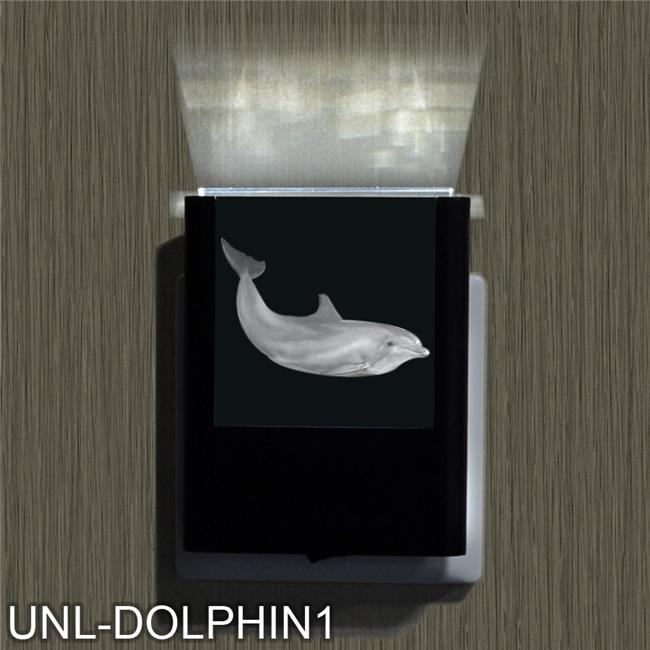 Uniqia UNLC0229 Night Light - Dolphin 1 Color