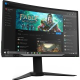 Lenovo Y27g Gaming - LED monitor - curved - Full HD (1080p) - 27""