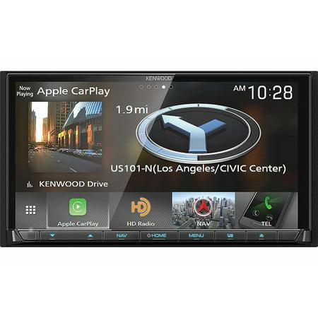 Kenwood Dnx875s Av Navigation System With Bluetooth Walmart Com