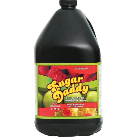 Technaflora 4 Liter Sugar Daddy Plant Growth Stimulator Fertilizer 4L |