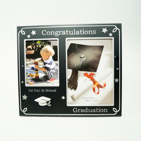 Fashion Craft First Day of School and Graduation Picture Frame