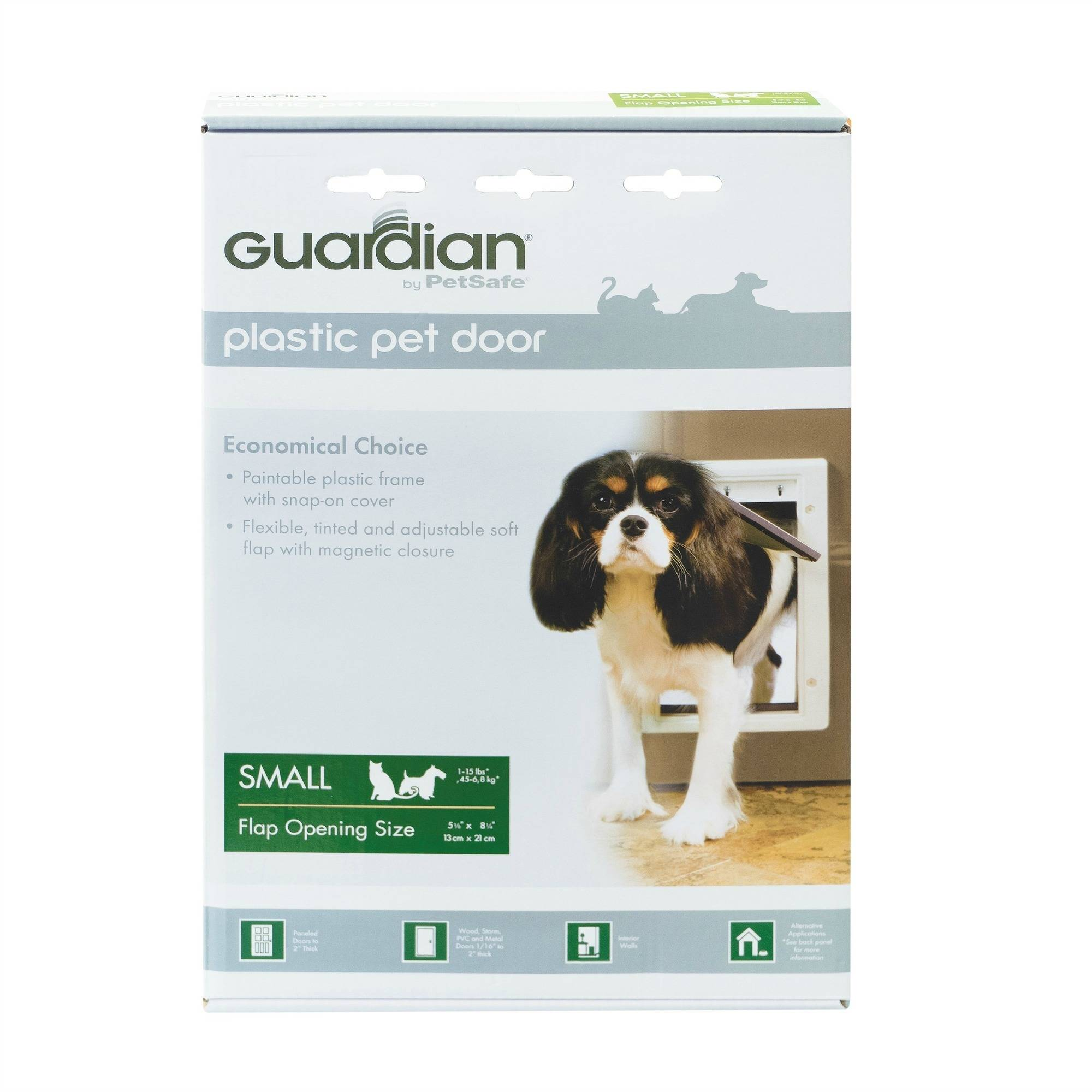 petsafe lovely pets pet of doors dog clean plastic for easy white bed by door guardian to
