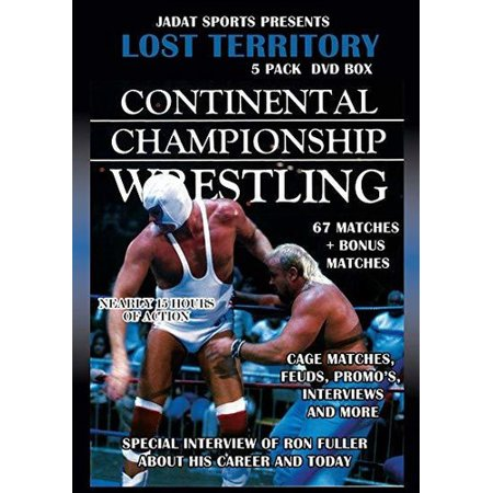 Best Of Continental Wrestling (DVD)