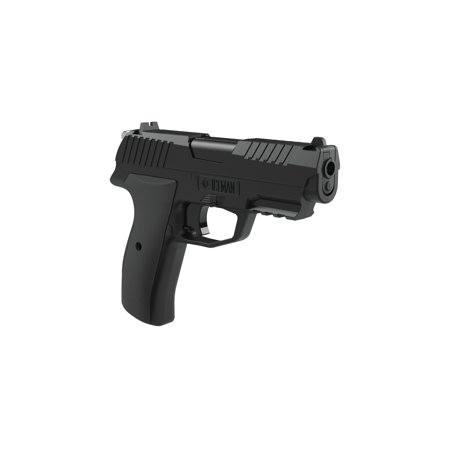 Crosman Iceman 177cal Semi-Auto Dual Ammo CO2 Air Pistol,