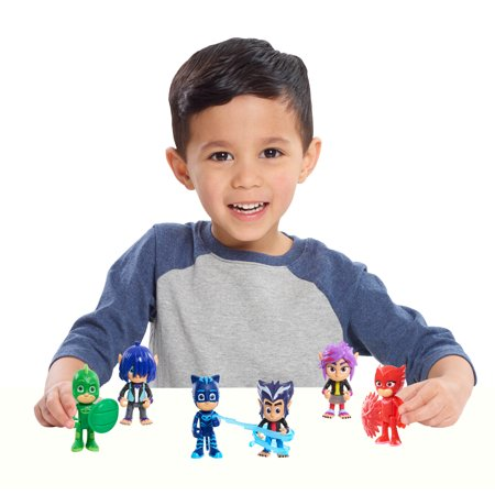 - PJ Masks Hero & Villain 2pk, Asst, Styles May Vary