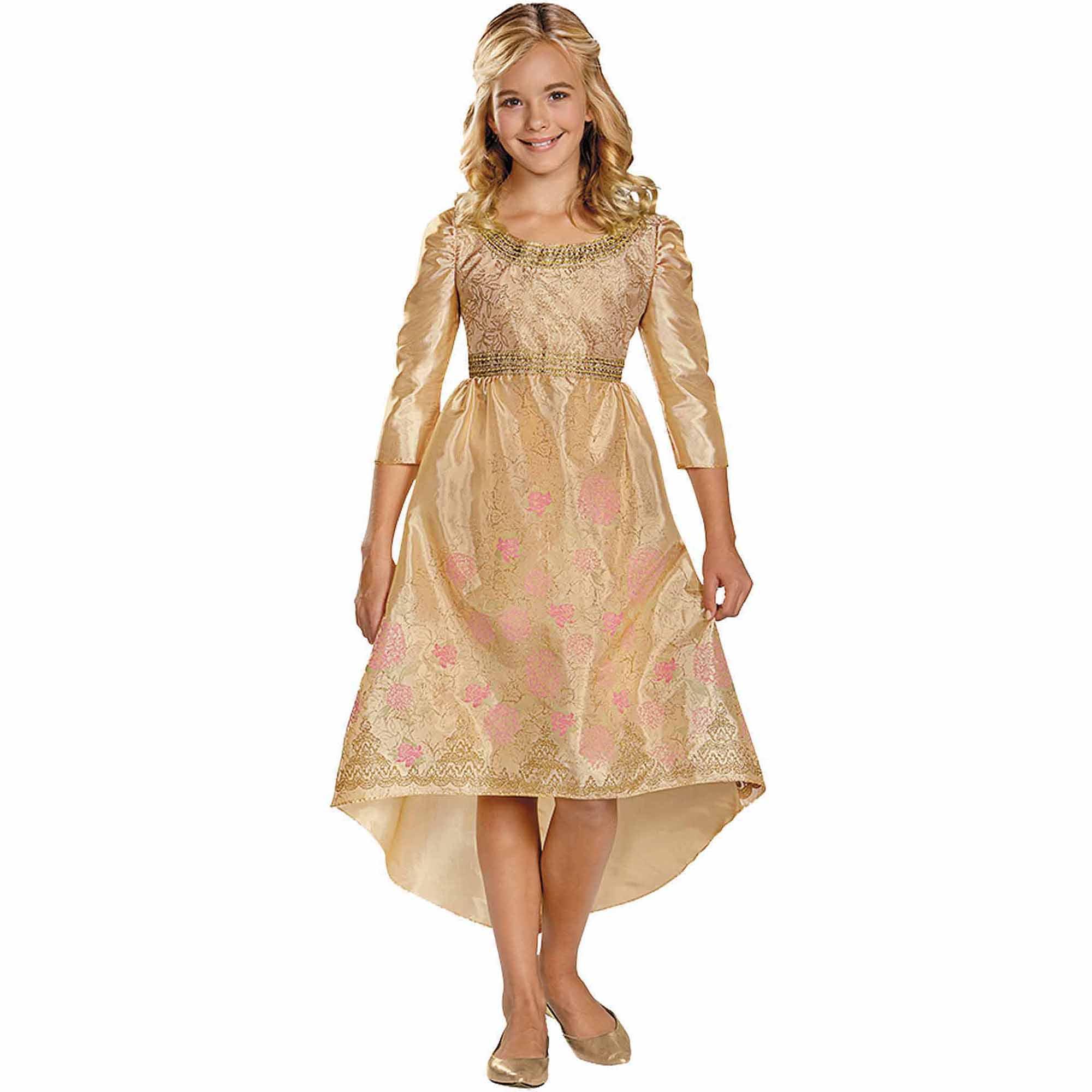 Aurora Coronation Gown Child Halloween Costume