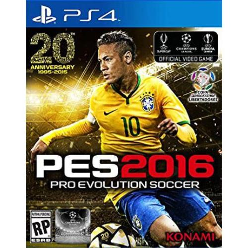 Konami 20305 Ps4 Pro Evolution Soccer 2016