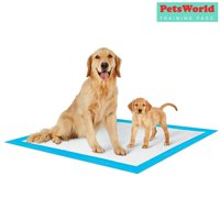 Petsworld puppy training pads 23 in x 36 in, 300 count