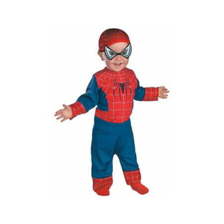 Spiderman Costume For Toddlers (Baby Deluxe Spider-Man)