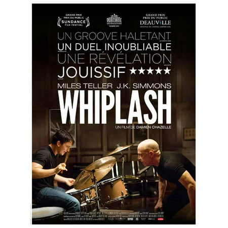 Whiplash  2014  27X40 Movie Poster  French