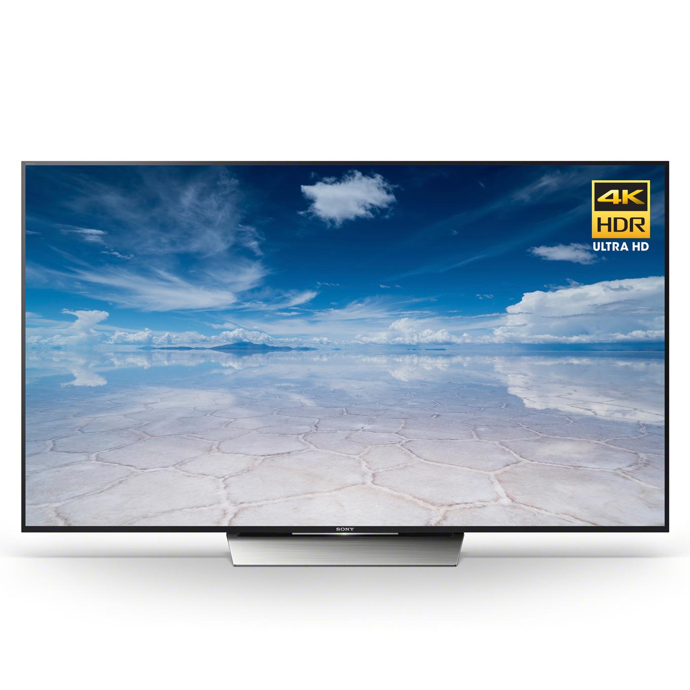 Televisores Led o Oled SONY XBR55X850D 4K de 55