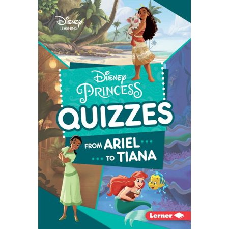 Halloween Quizzes For Kids (Disney Quiz Magic: Disney Princess Quizzes: From Ariel to Tiana)