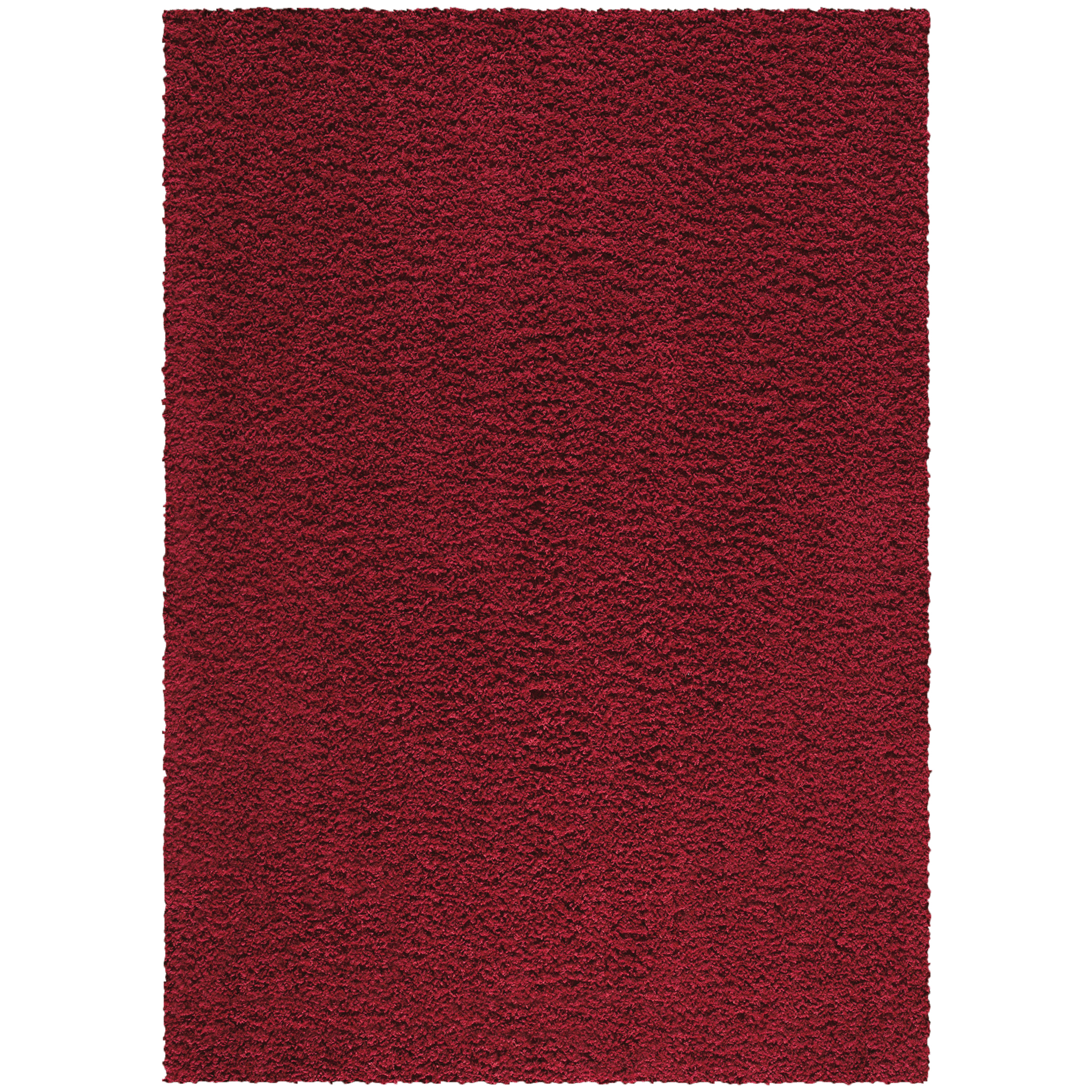Mainstays Manchester Shag Area Rug or Runner Collection, Multiple Colors and Sizes