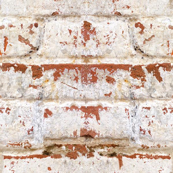 Home Decor Line Old Bricks Peel & Stick Foam Tiles