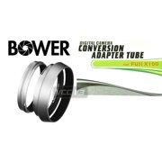 BOWER METAL Lens Hood Adaptor ADAPTER Ring FOR LH-X100 AR-X100 FUJI X-100