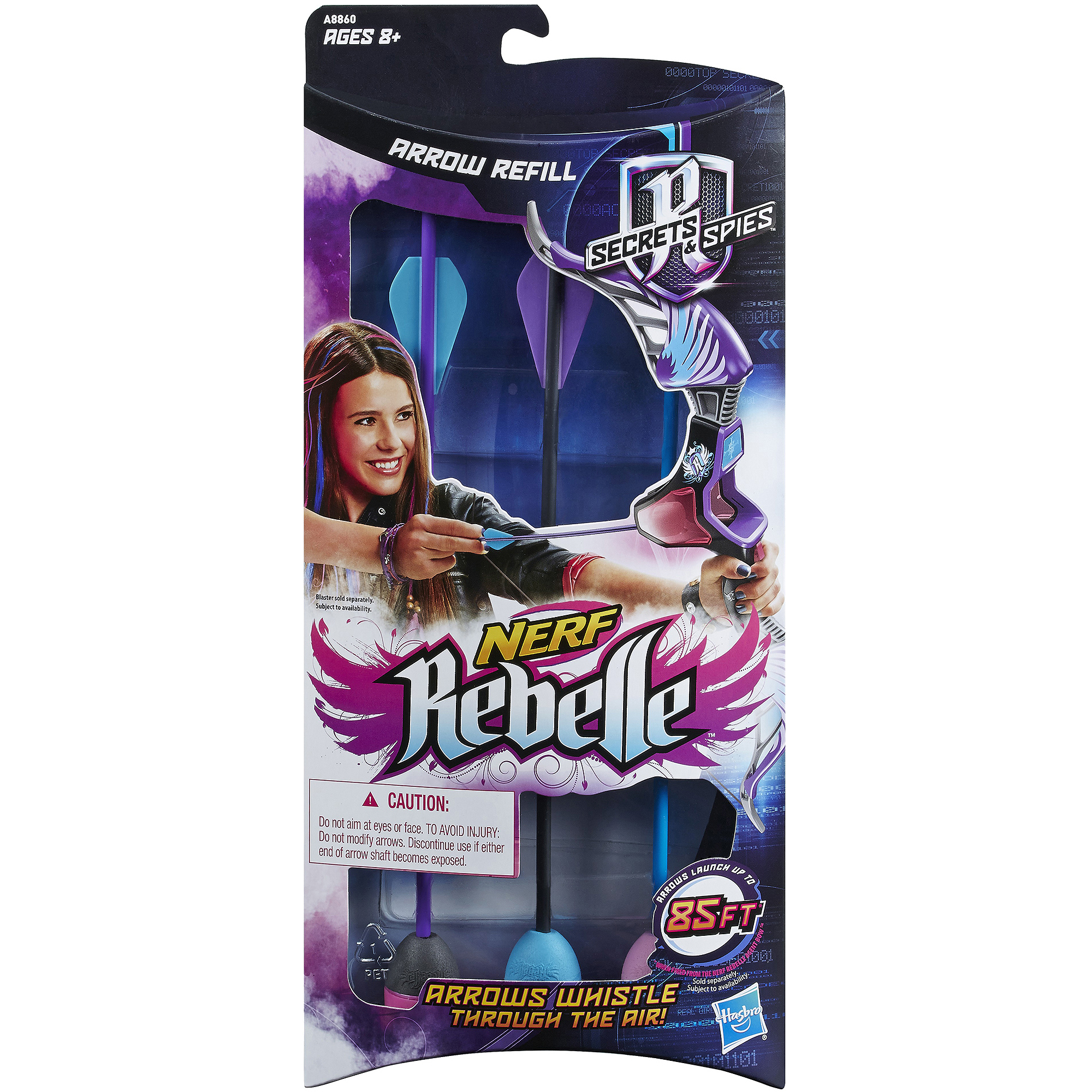 Nerf Rebelle Secrets & Spies Arrow Refill Pack