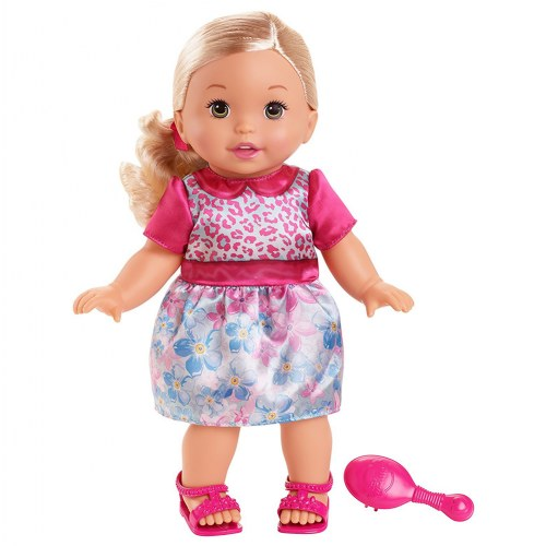 "14"" Little Mommy(R) Sweet As Me(TM) Doll - Party Shimmer"