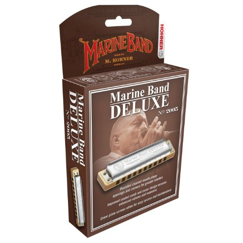 MARINE BAND DELUXE G